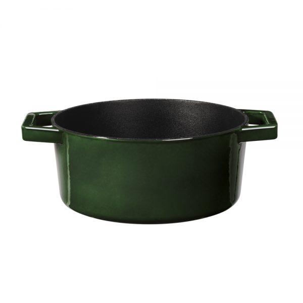 Špižinis puodas, 26 cm, Emerald Collection BH/6504-side-view