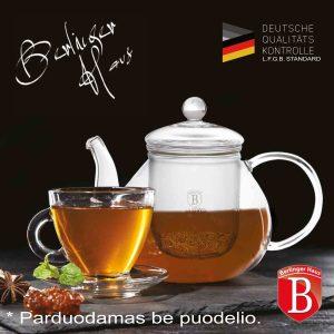Stiklinis arbatinukas Berlingerhaus -1363A su dėžute