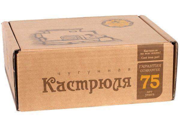 Kazanas-ipakavimas-aukstos kokybes-Kraft -kartono individuali pakuote suvenyrine deze