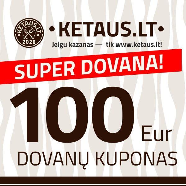 Gera-dovana-Vyrui-broliui-teciui-Ketaus-LT-dovanu-kuponas-100-Eur-Super-Dovana