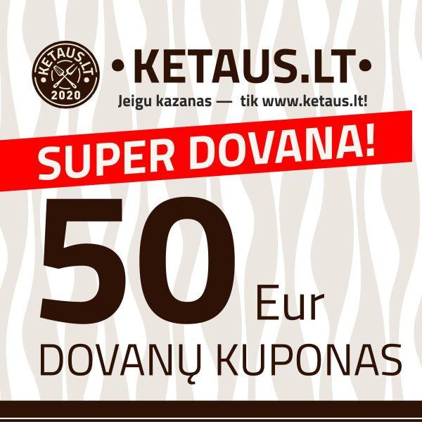 Puiki-dovana-draugui-kolegai-seimininkei-Ketaus-LT-dovanu-kuponas-50-Eur-Super-Dovana