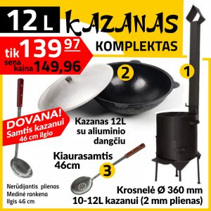 Komplektas-krosnele-12L-kazanui-Kazanas12L-Kiaurasamtis-ir-samtis-dovanu-AKCIJA