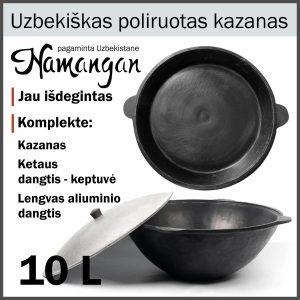 Uzbekiskas-kazanas-Namangan su ketaus-dangciu-keptuve-kk10-dkk-10-bundle-aprasymas-