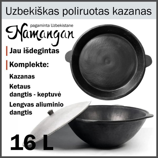Uzbekiskas-kazanas-Namangan su ketaus-dangciu-keptuve-kk16-dkk-16-bundle-aprasymas-