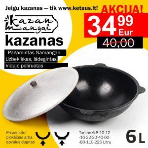 Uzbekiskas-6L-kazanas-NAMANGAN-KK6-KP6-AKCIJA