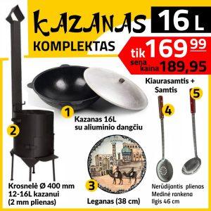 Krosnele-kazanui-KM16-kazanas-kk16-leganas-P-S-48-Komplektas