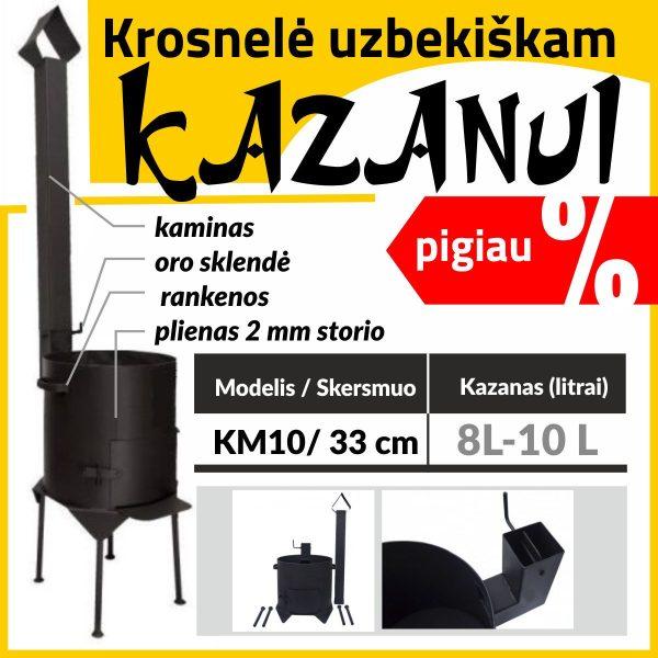 Krosneles-Uzbekiskam-kazanui-8-10L-KM10