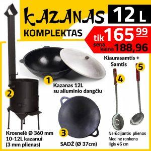 Krosnele-kazanui-KM12-kazanas-12L-kk12-sadz-37cm-samtis-kazanui-kiaurasamtis-46cm